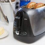 Фото 38: Тостер с хлебом