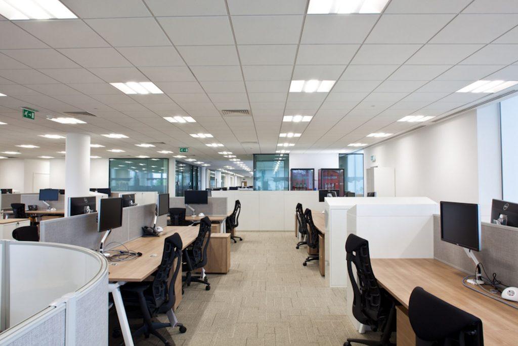 Офисные LED–светильники