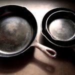 Фото 20: Старая сковорода