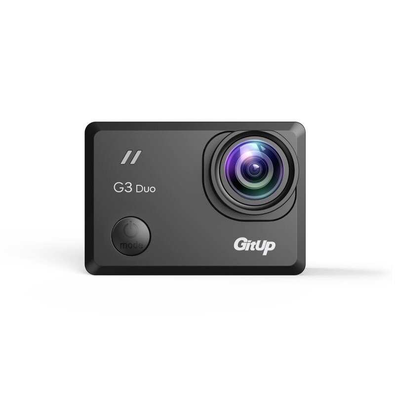 2. GitUp G3 Duo Pro Packing