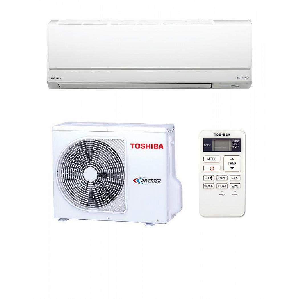 6. Toshiba RAS-10EEKV-EE / RAS-10EAV-E