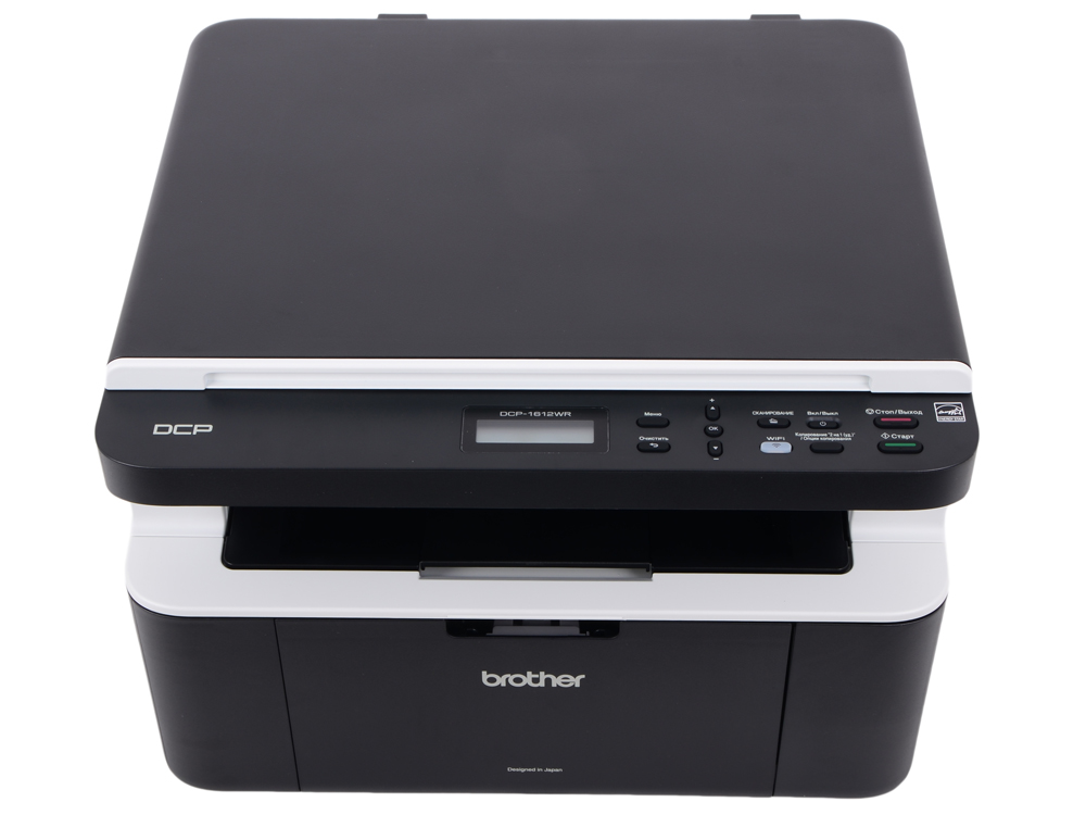 7. Brother DCP-1612WR