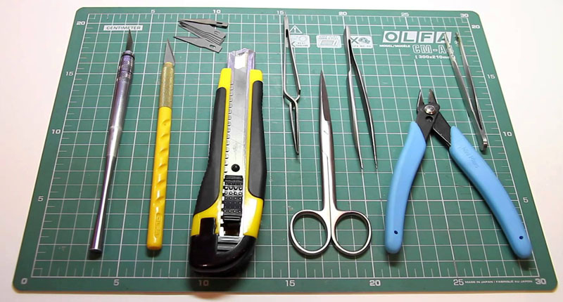 Инструменты для вытынанки