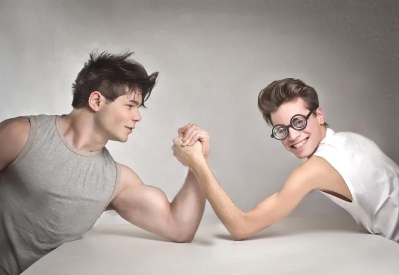 Конкурс армрестлинг на корпоратив для мужчин