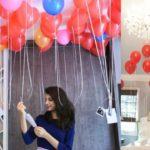 Фото 91: Воздушные шарики с записками