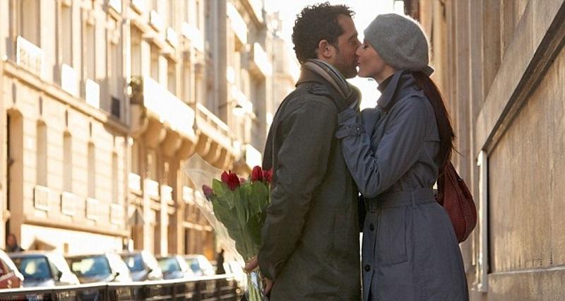 Цветы в День Валентина в Австрии
