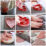 Фото 121: Сердце из зефира своими руками