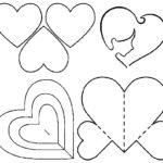 Фото 1701: Трафареты сердец