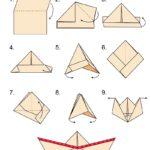 Фото 58: Как сделать кораблик своими руками оригами