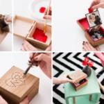 Фото 122: Коробочка с фото в подарок