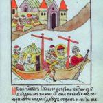 Фото 25: Отбытие Петра и Февронии в монастыри