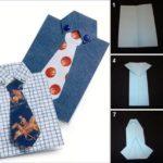 Фото 60: Сделать открытку рубашку своими руами