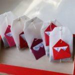 Фото 101: Ярлычки к чаю–конвертики