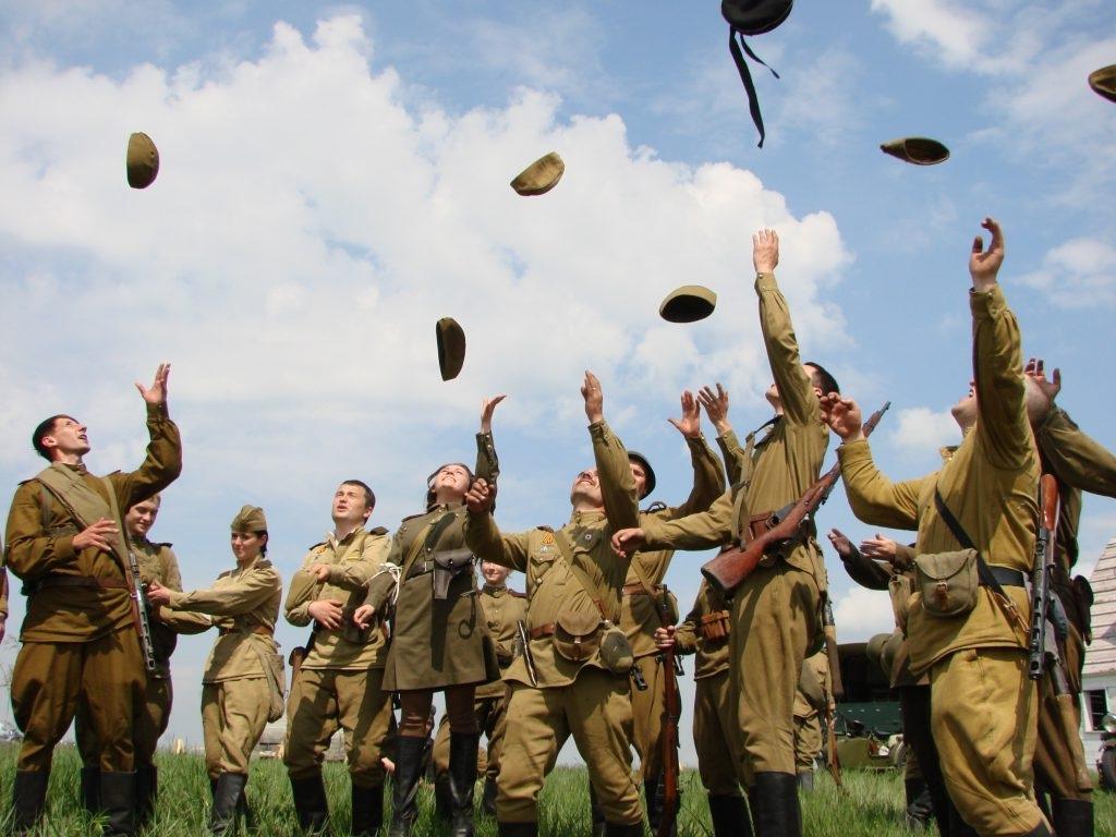 Победа России в Великой Отечественной Войне
