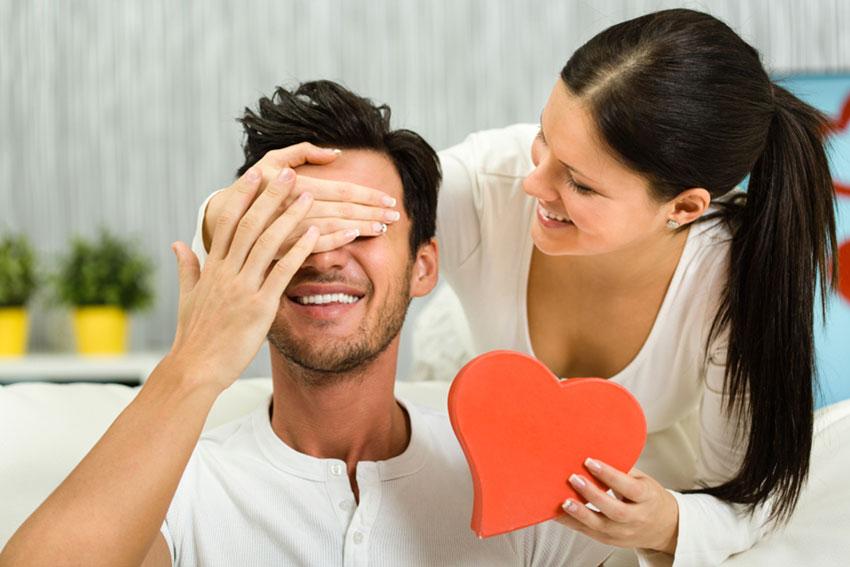Подарок мужу на День Всех Влюбленных