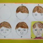 Фото 60: Нарисовать портрет папы поэтапно своими руками