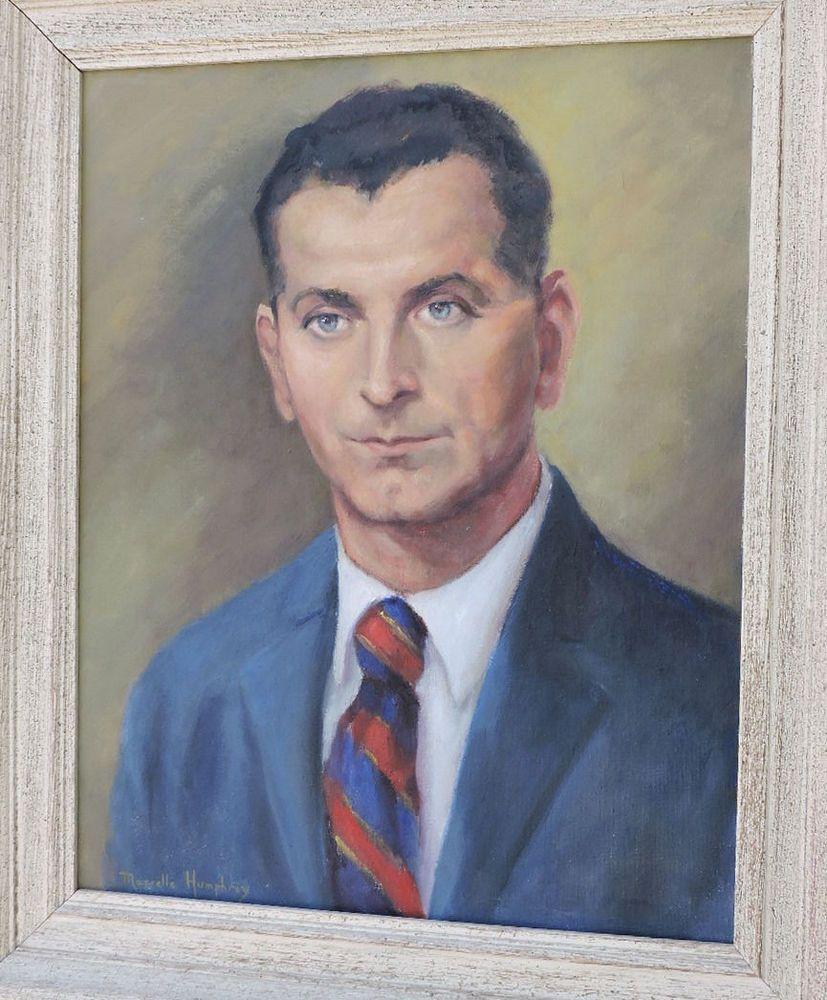 Портрет в подарок мужчине на 23 февраля