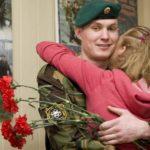 Фото 32: Поздравление родственников военных с Днем Защитника Отечества
