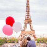 Фото 99: Романтическое путешествие в Париж