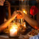 Фото 88: Романтический ужин при свечах