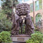 Фото 32: Памятник Святым Петру и Февронии в Сочи