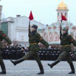 Фото 118: Военный парад на День Защитника Отечества