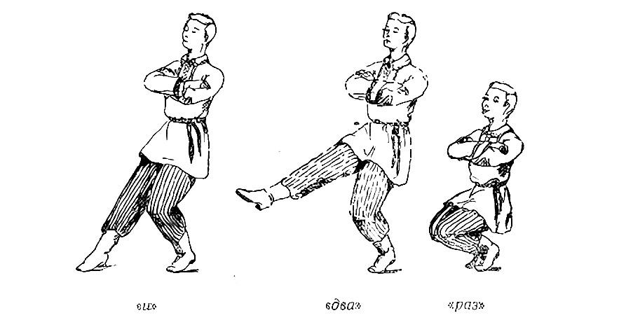 Танец присядка на 23 февраля для детей