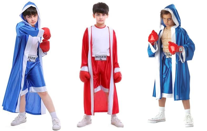 Конкурс одеться как боксер на скорость на 23 февраля