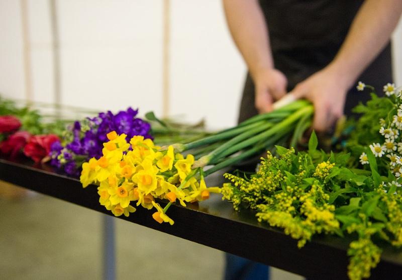 Как выбрать цветы на 8 марта