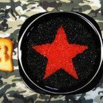 Фото 119: Подача икры и тостов на 23 февраля