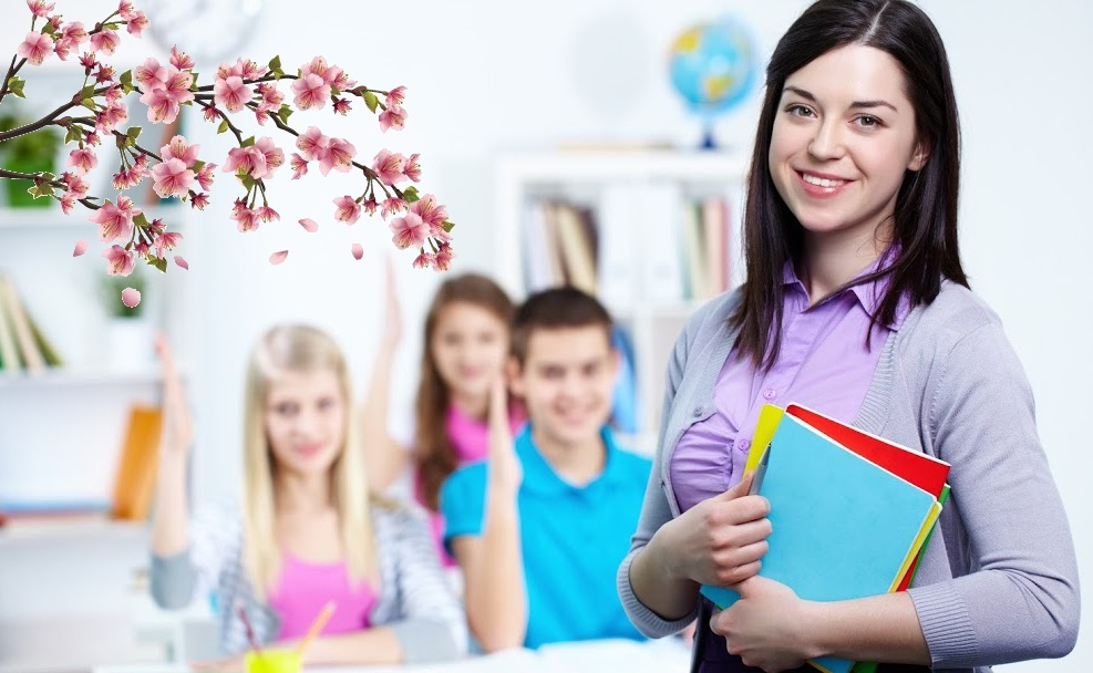 Организовать классный час на 8 марта в школе