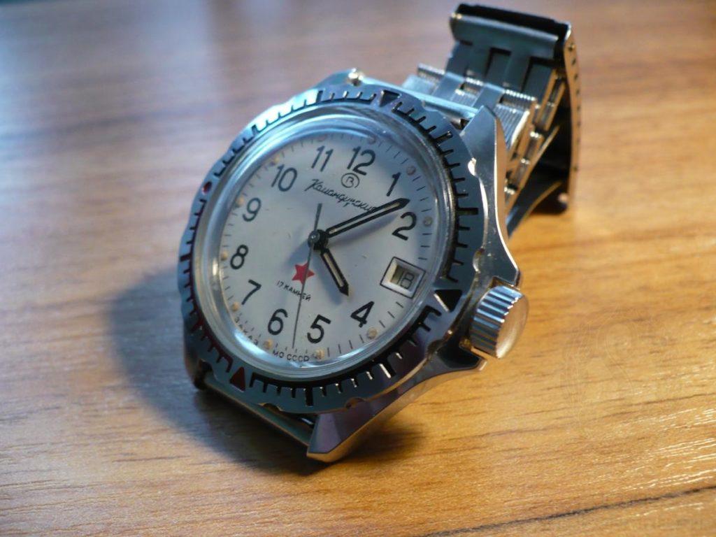 Подарить командирские часы на 23 февраля