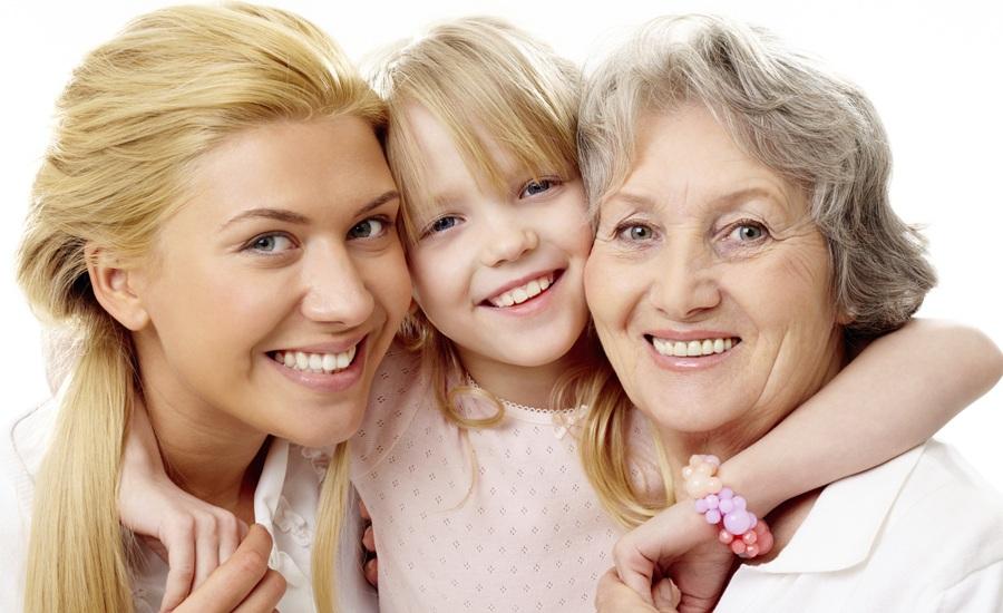 Приглашение мам и бабушек на 8 марта