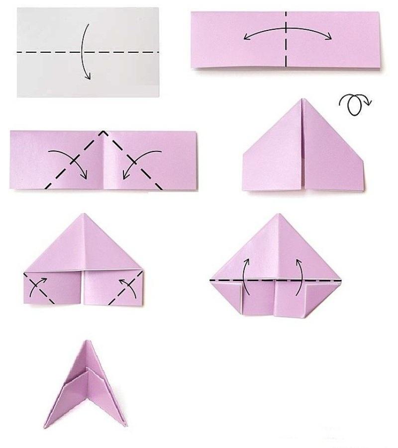 Сделать модуль для модульного оригами