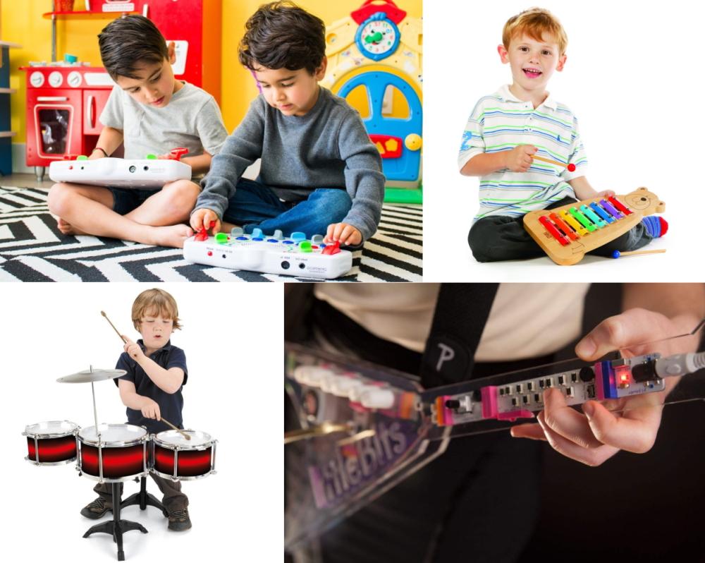 Музыкальные подарки для детей на 23 февраля