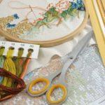 Фото 142: Творческий набор для вышивания в подарок на 8 марта