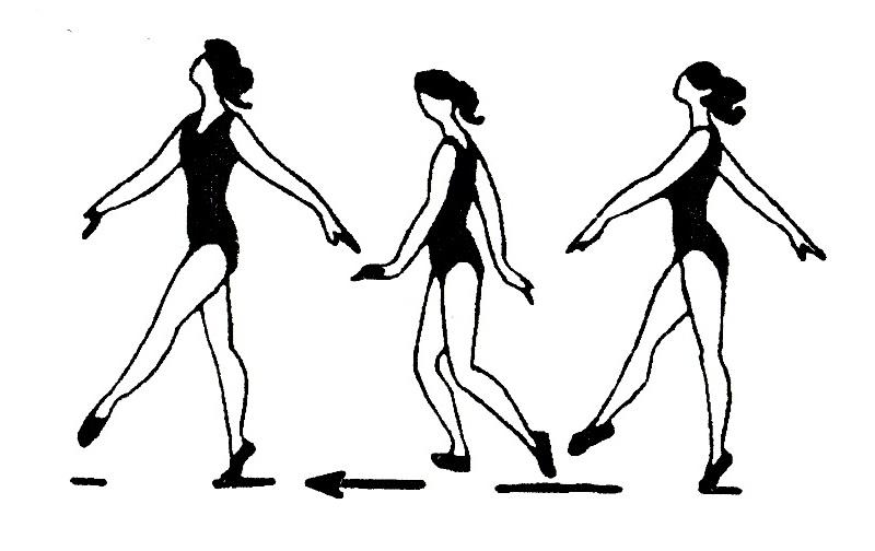Подскоки для танца
