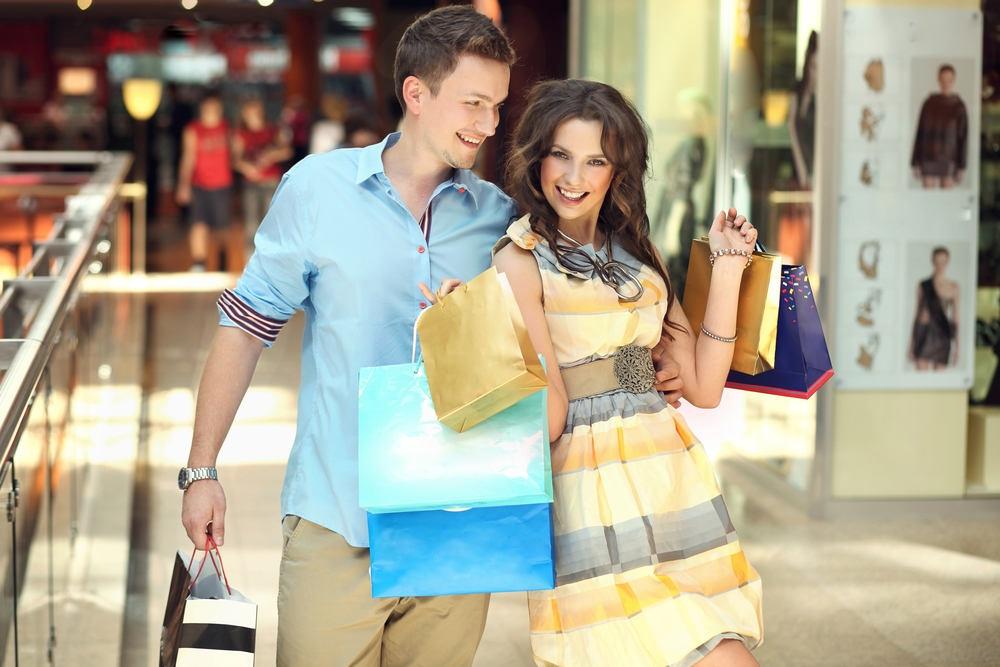 Совместные покупки с девушкой на 8 марта