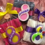 Фото 71: Полотенца и мыло на 8 марта в подарок девушкам