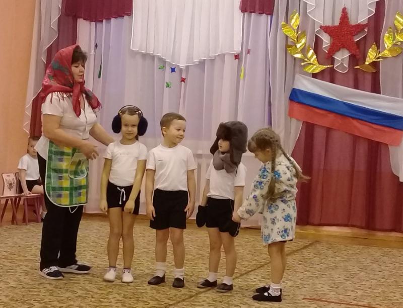 Детская сценка на 23 февраля на День Защитника Отечества