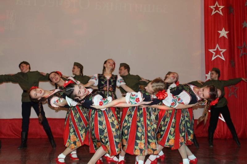 Танец смуглянка на 23 февраля в школе