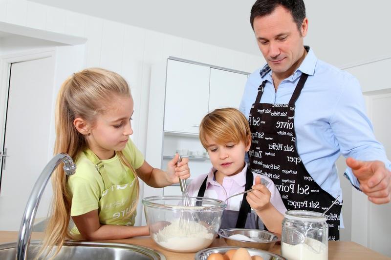 Приготовить ужин маме на 8 марта