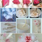 Фото 98: Как сделать воздушный топиарий с розами поэтапно