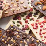 Фото 56: Шоколад с разными начинками на 8 марта