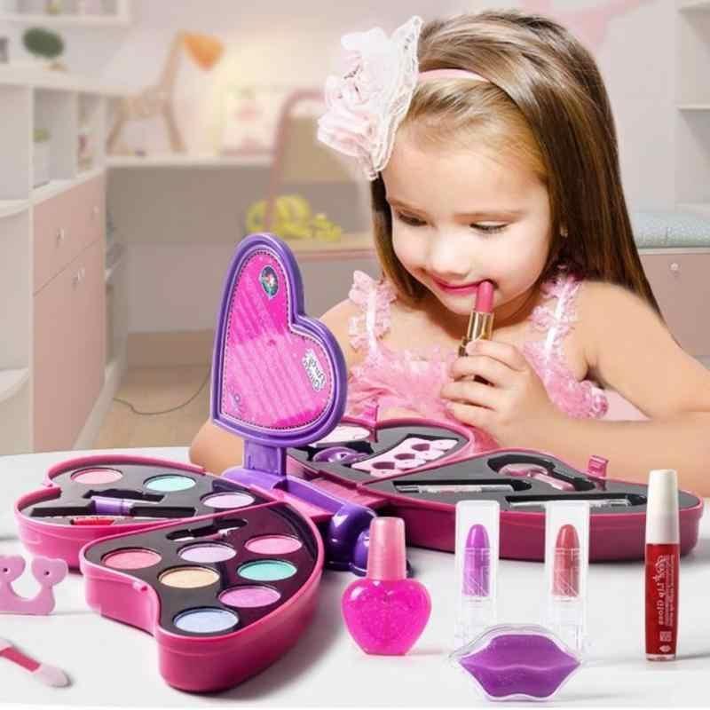 Детская косметика в подарок девочке на 8 марта