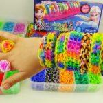 Фото 36: Набор для плетения из резиночек в подарок девочке