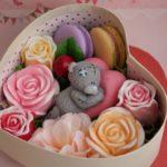 Фото 58: Красивый набор мыла в подарок на 8 марта