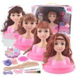 Фото 37: Подарок на 8 марта набор парикмахера с куклой для девочек