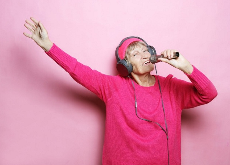 Любимая песня бабушки