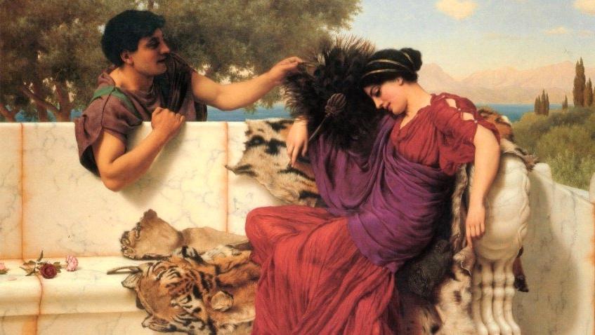 Традиция подарков римлянкам на первое марта женский день